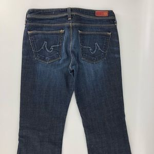 Ag Adriano Goldschmied Jeans - Adriano Goldschmied the merlot boot cut jeans